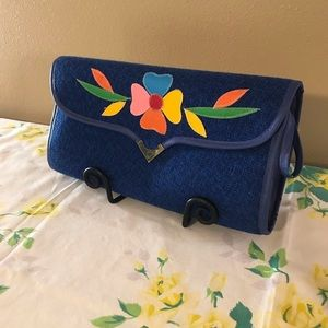 Vintage Cute Summer Clutch